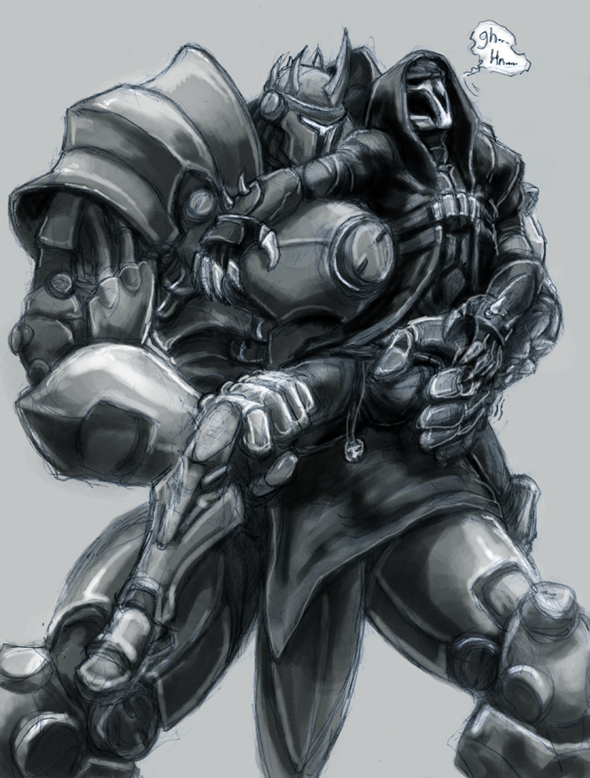 Overlook Reaper reinhardt