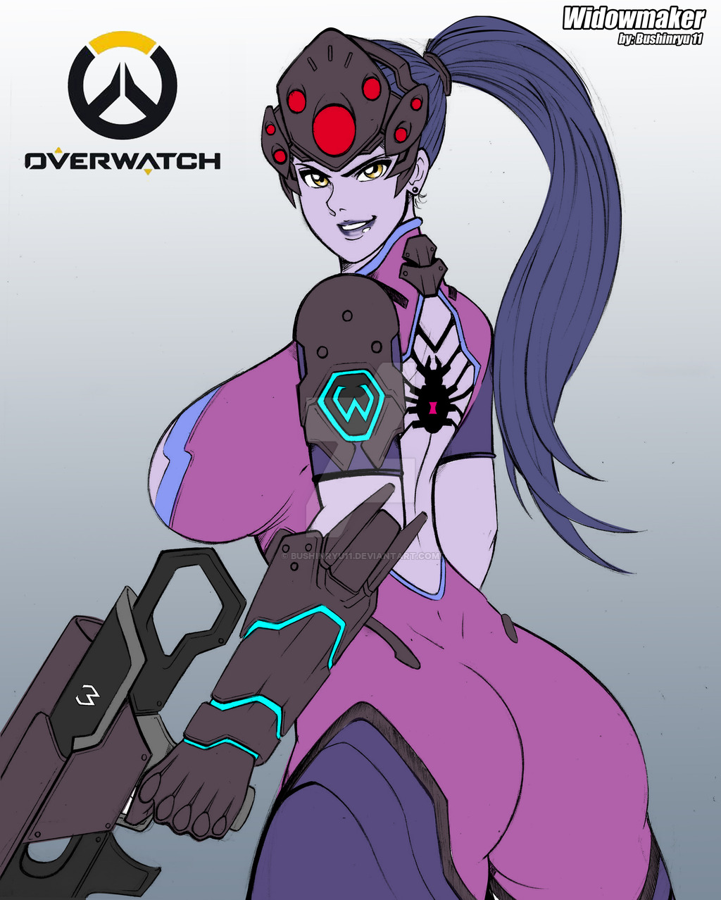 widowmaker_overwatch_fanart_by_bushinryu11_d9yanj7