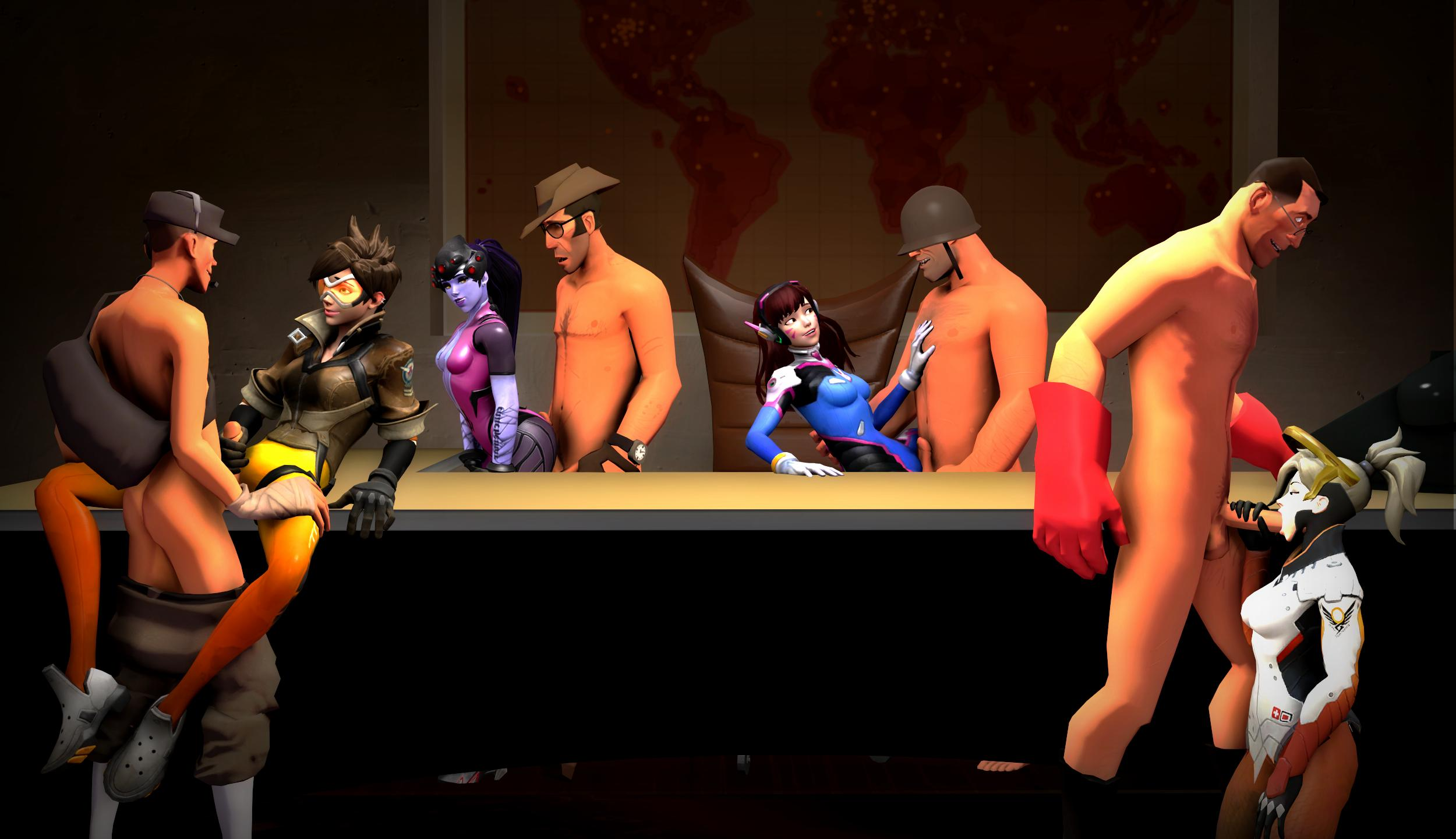 Team fortress hentai her