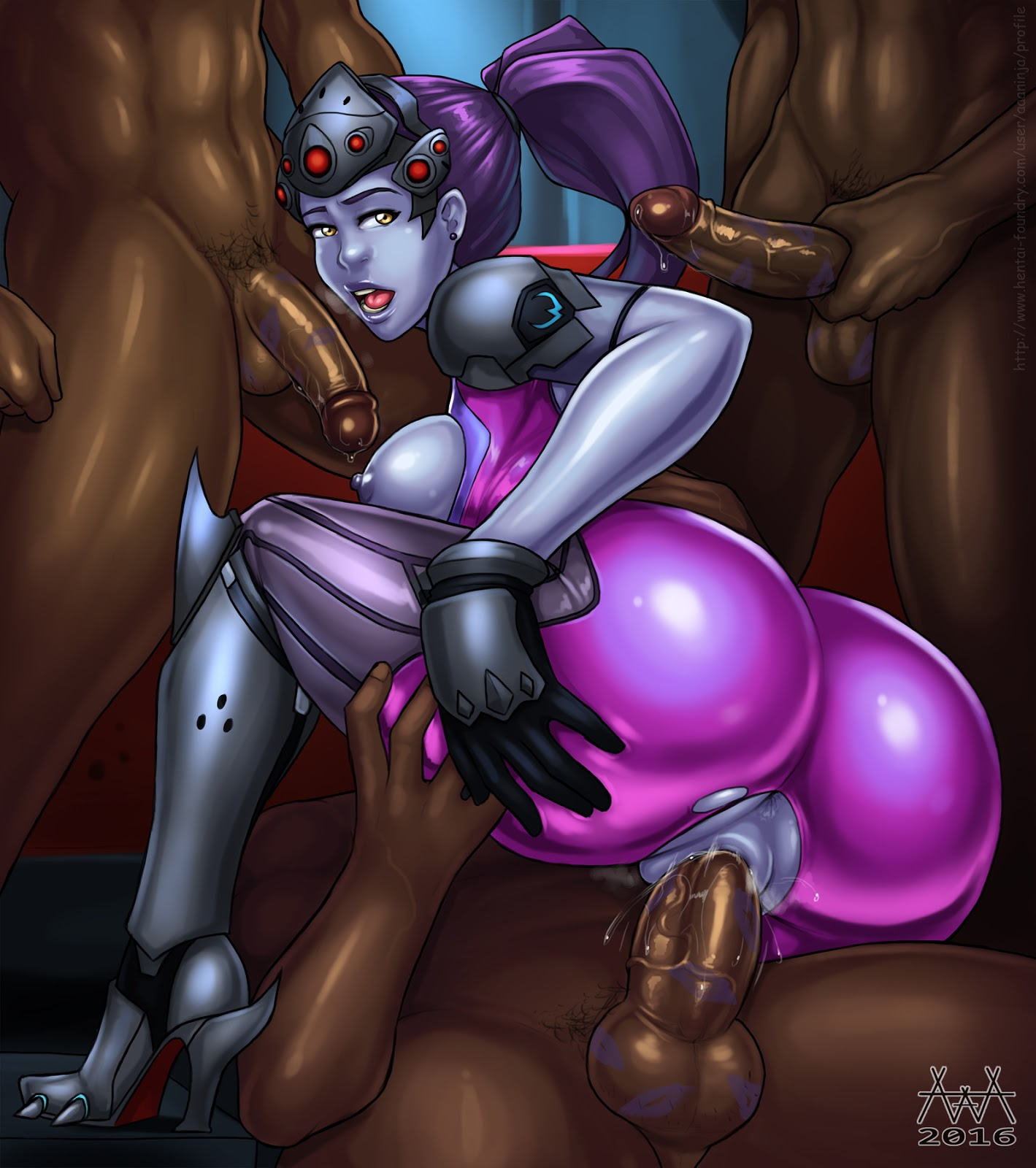 Overwatch porn widowmaker