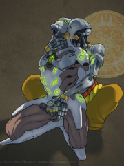 Genji and Zenyatta