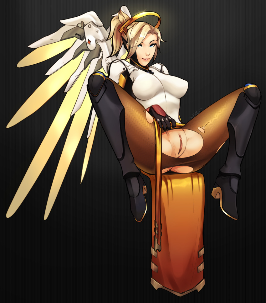 Mercy Overlook fireflufferz