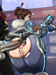 Mei and Reaper