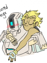 Bastion and Junkrat