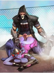 Reaper and Widowmaker
