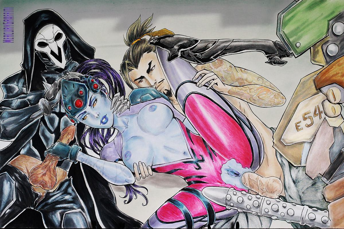 hanzo_shimada-overlook-reaper-widowmaker-mercurygraffiti