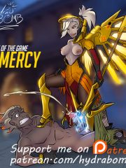 Junkrat and Mercy