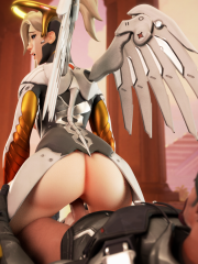 Mercy and Reaper