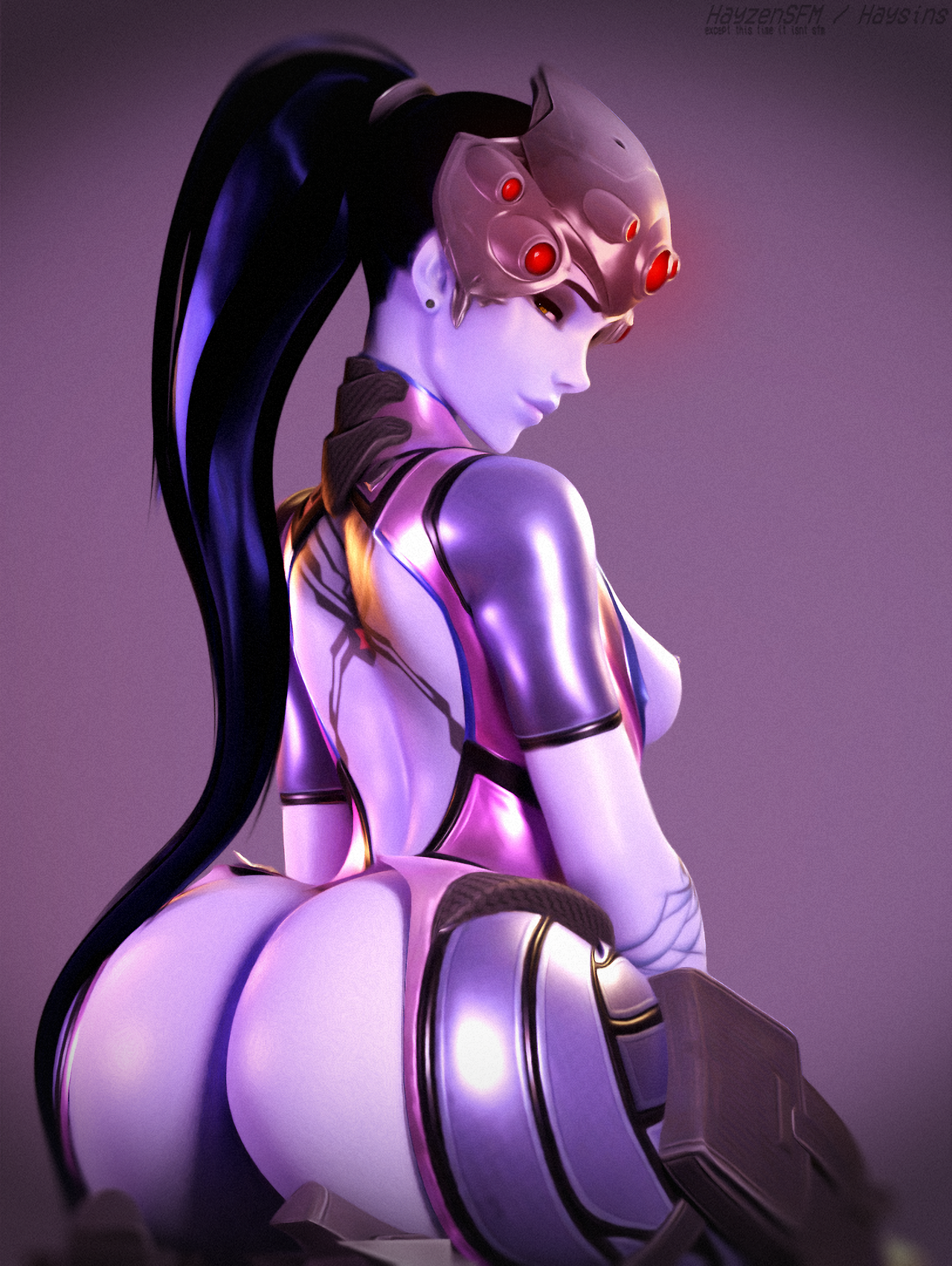 Widowmaker ass