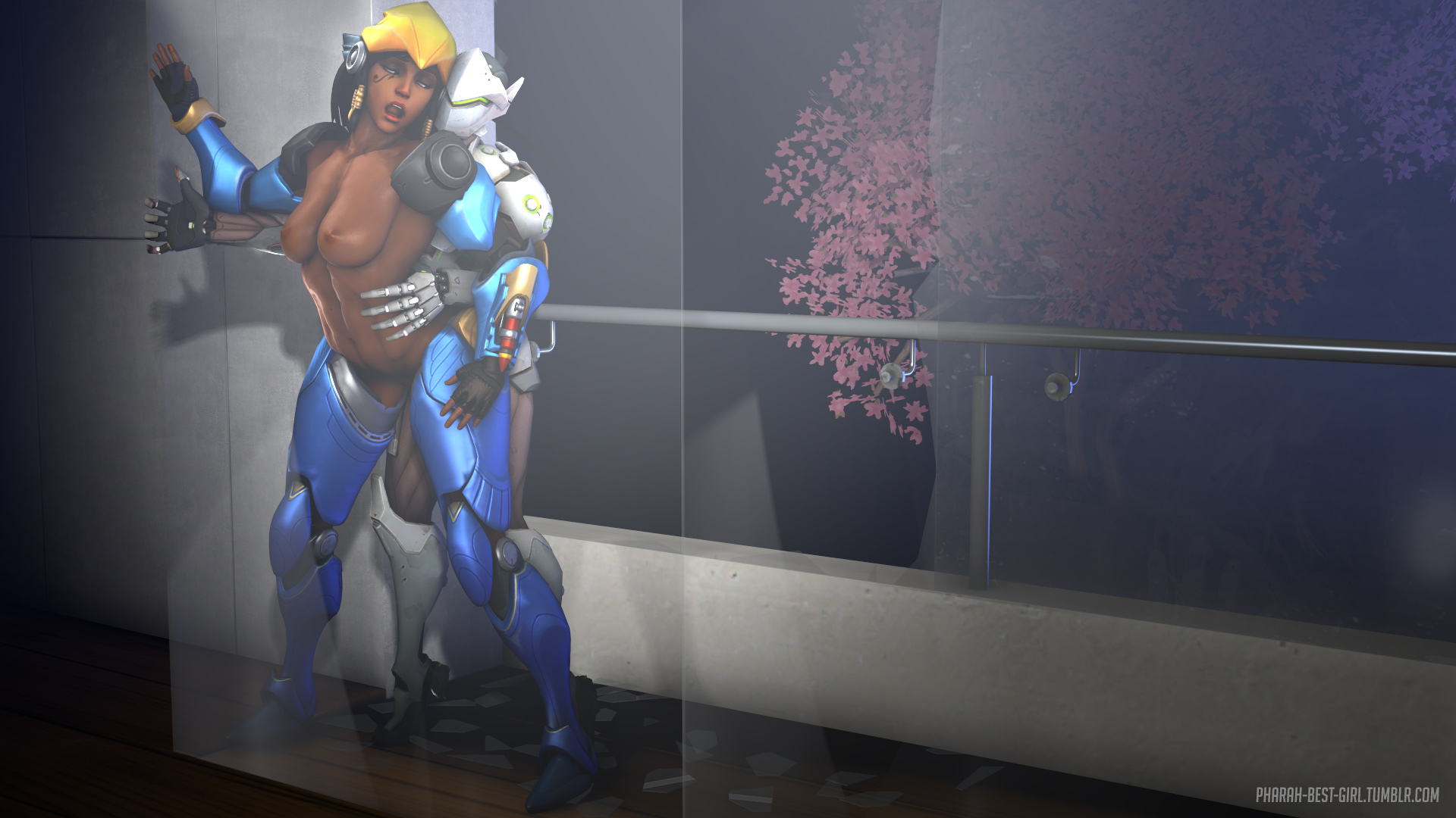2201894 - Genji Overlook Pharah