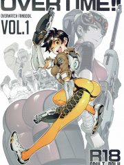 (FF29) [Bear Hand (Fishine, Ireading)] OVERTIME!! OVERWATCH FANBOOK VOL.1 (Chinese)