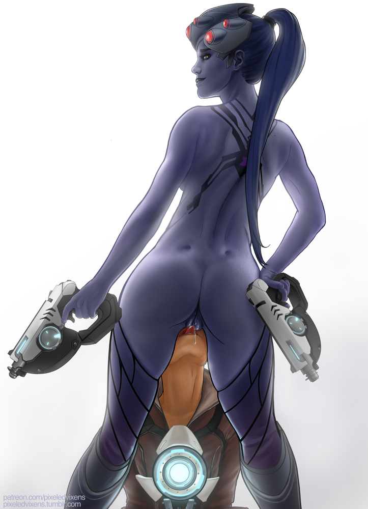 Overwatch widowmaker rule 34