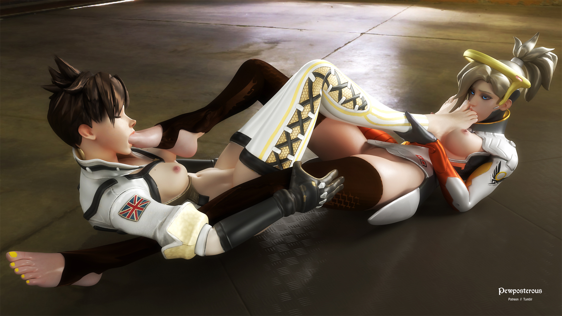 2305201 - Mercy Overlook Tracer blender pewposterous