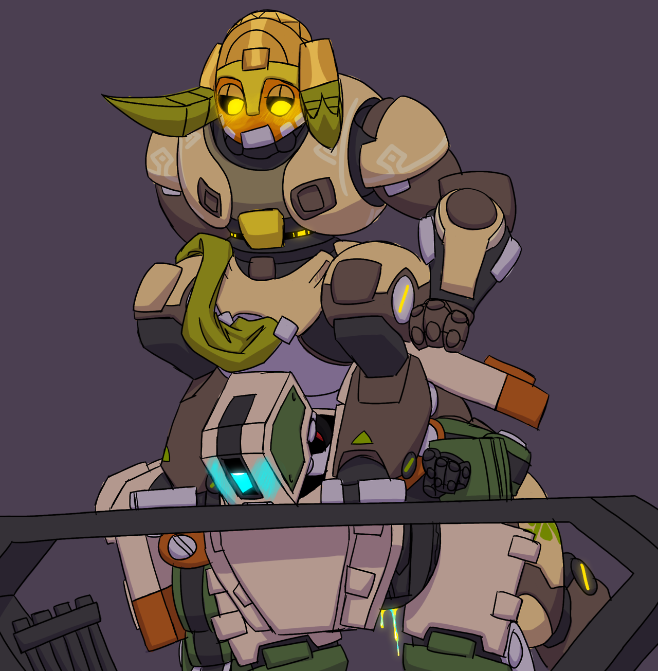 2346948 - Bastion Orisa Overlook