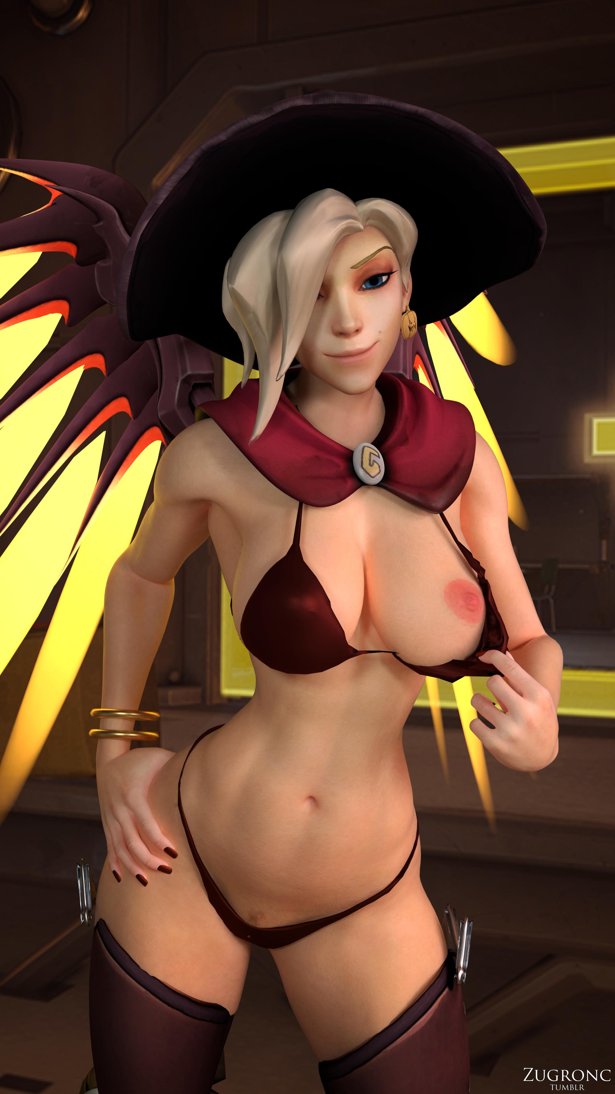 2347149 - Halloween Mercy Overlook Zugronc blender