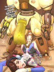 D.Va and Orisa