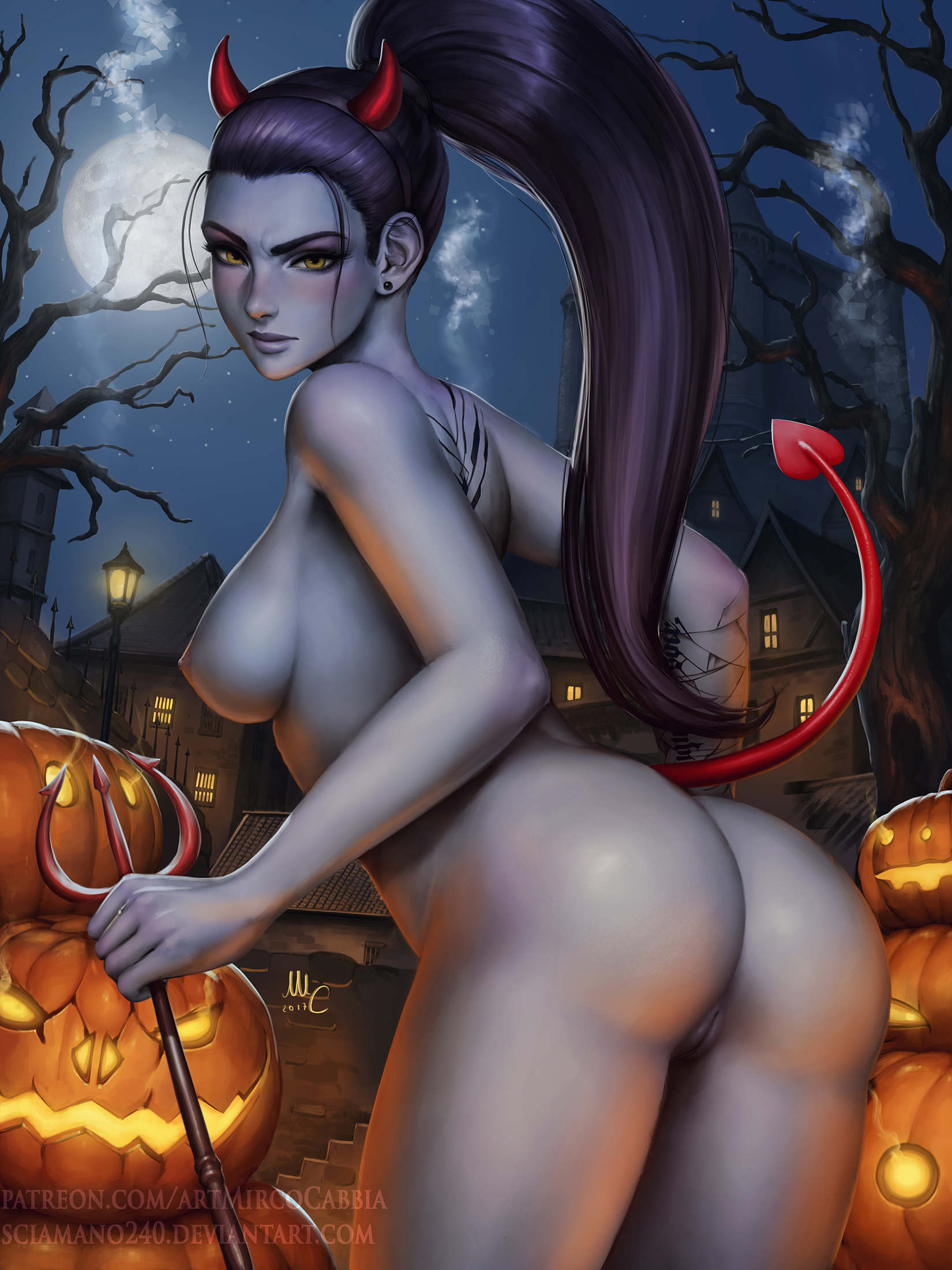 2388552 - Halloween Overlook Sciamano240 Widowmaker