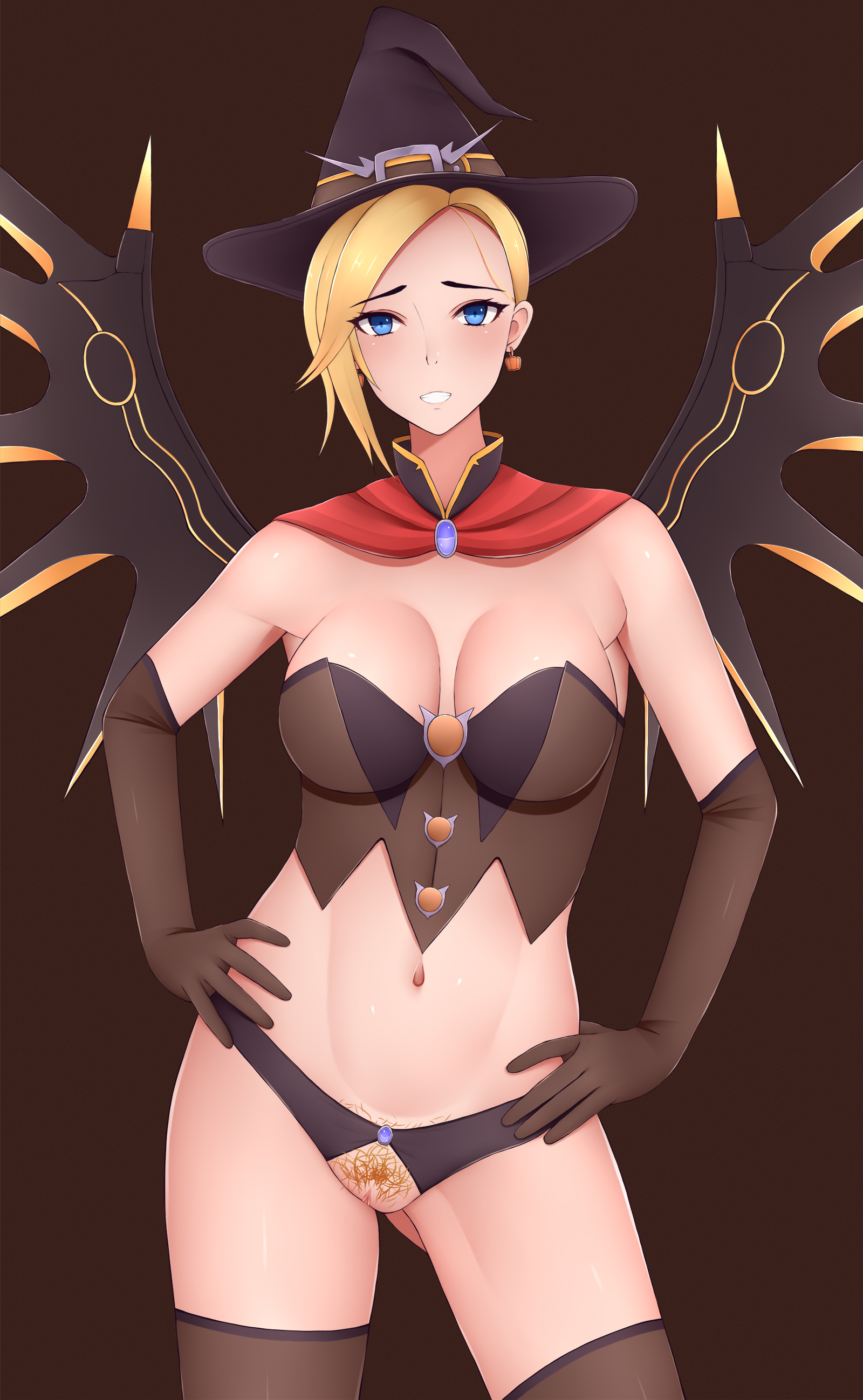 2391272 - Halloween Mercy Overlook hezyu