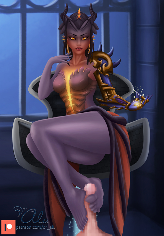 2408337 - Dr-Alu Halloween Overlook Symmetra