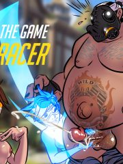 Roadhog and Tracer