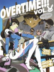 COMIC – Overtime!! Overwatch Fanbook VOL. 2 (English)