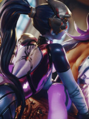 Sombra and Widowmaker