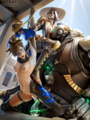 Ashe and Tracer