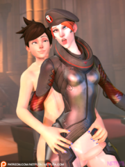 Moira and Tracer