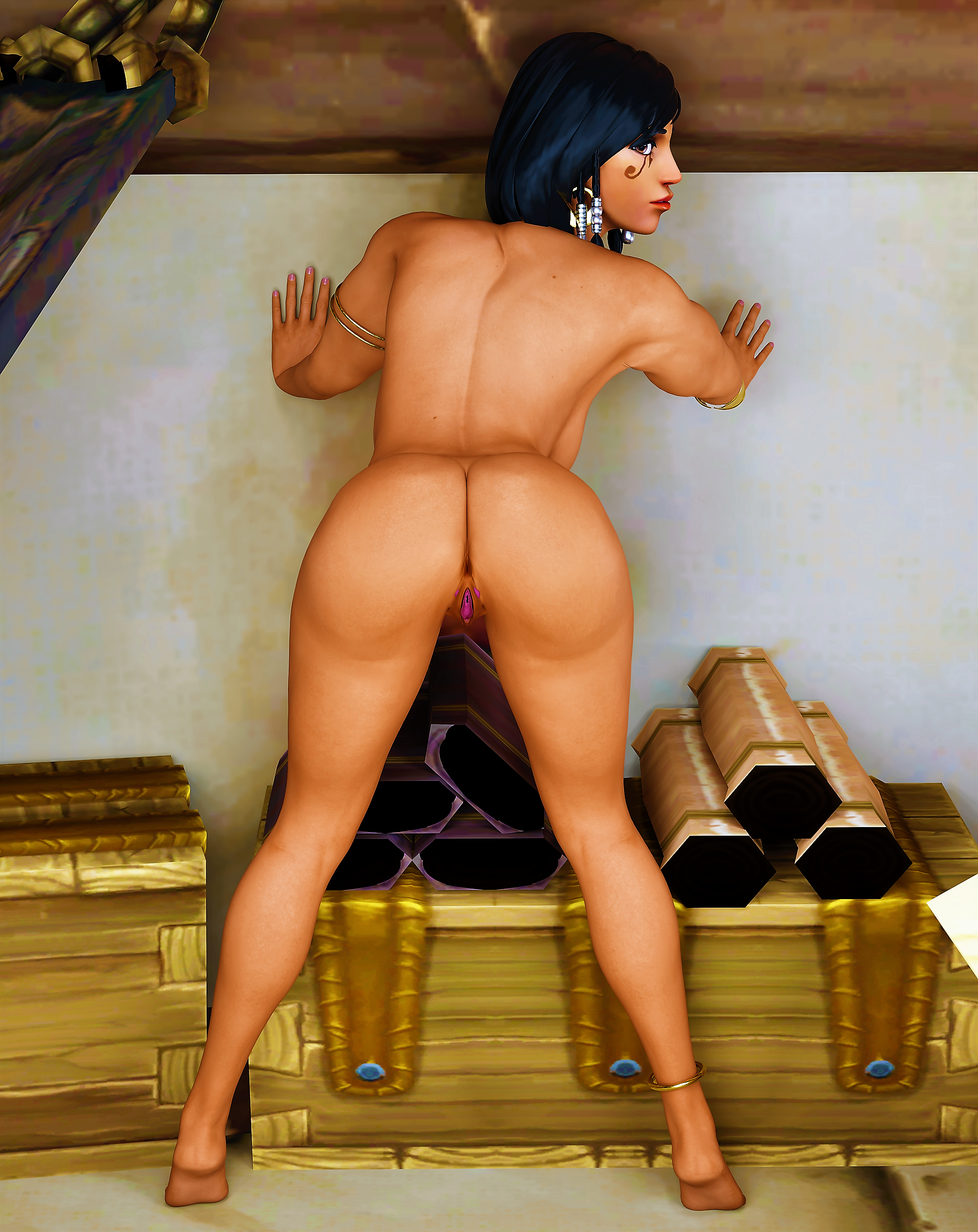 3252961 - Cyberslueth166 Overlook Pharah blender