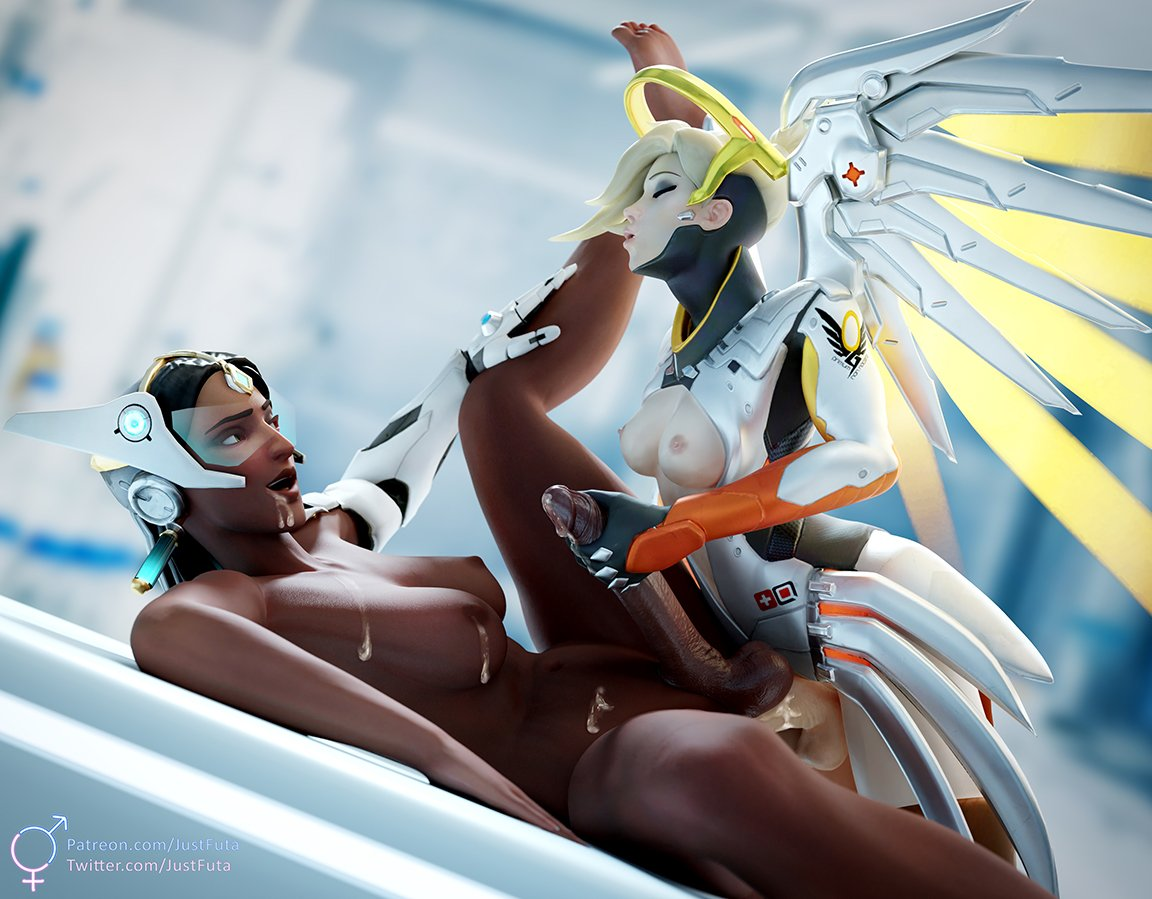 3371307 - Mercy Overlook Symmetra blender justfuta