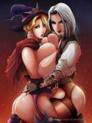 Ashe and Mercy