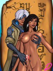 Ana and Pharah