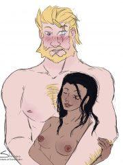 Ana and Reinhardt
