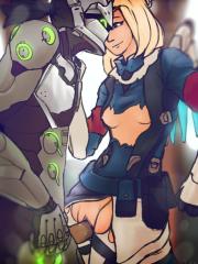 Genji and Mercy