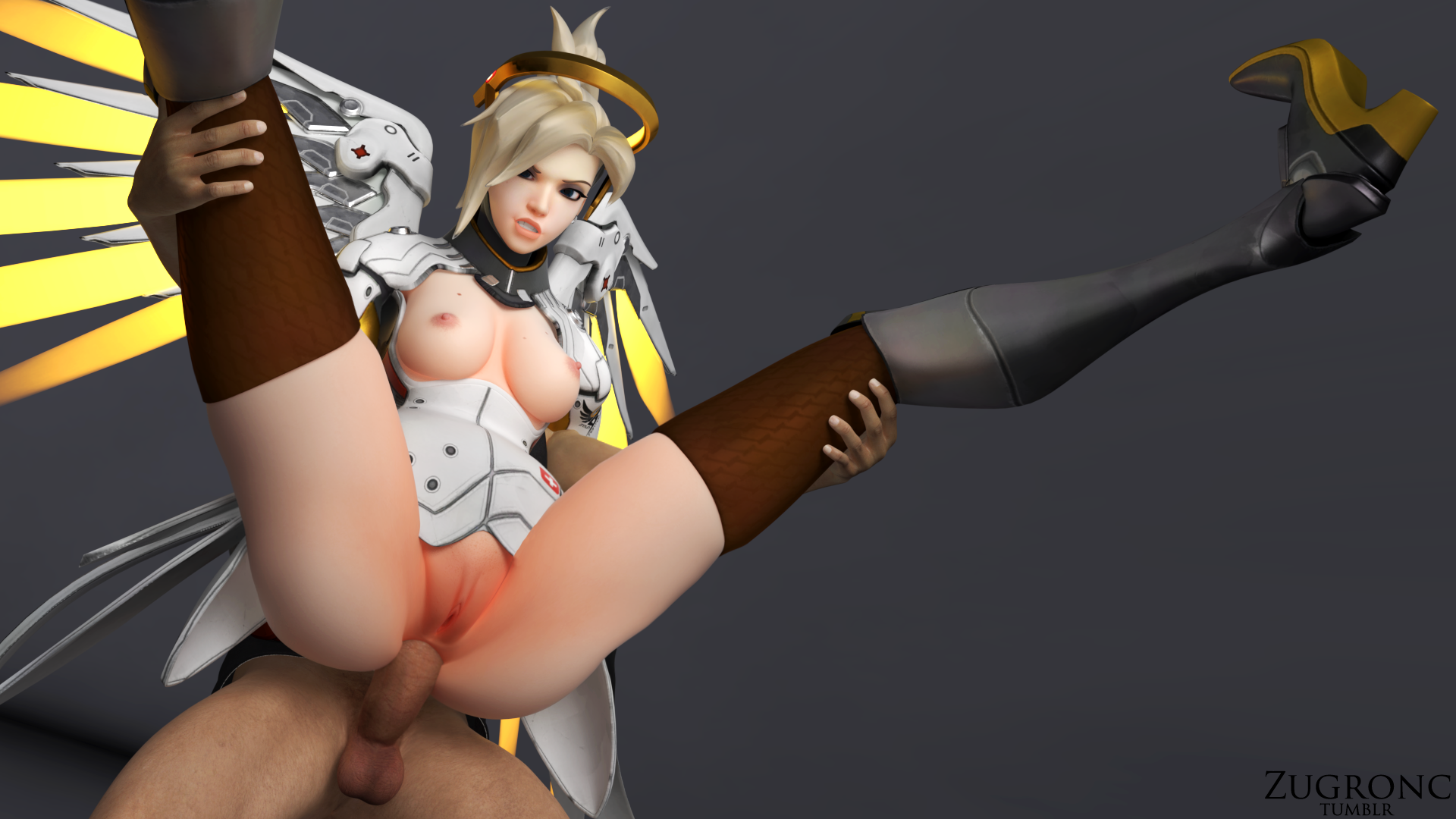 Mercy Therapy Hentai Veu