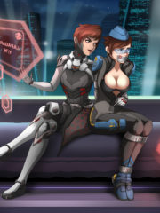 Sombra and Tracer
