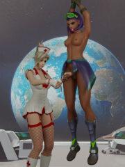 Mercy and Sombra